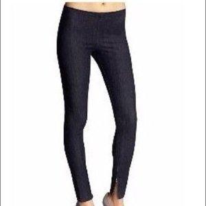 Joe's Jeans Black Jegging Legging Ankle Zip G144